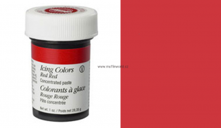 Wilton - Red-Red 28g